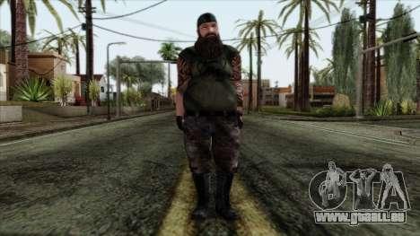 GTA 4 Skin 11 pour GTA San Andreas