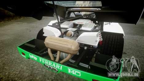 Ferrari F40 1987 [EPM] Jolly Club für GTA 4 Seitenansicht