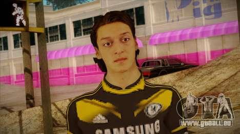 Footballer Skin 4 für GTA San Andreas dritten Screenshot