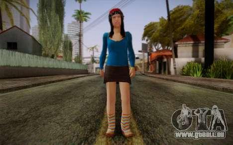 Ginos Ped 5 pour GTA San Andreas