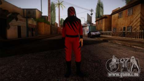 Kane Masked from  Smackdown Vs Raw für GTA San Andreas