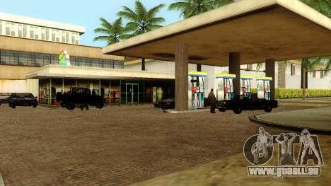 Récupération des stations de Los Santos pour GTA San Andreas dixième écran