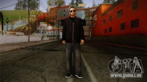 Gedimas Jeffm Skin HD pour GTA San Andreas