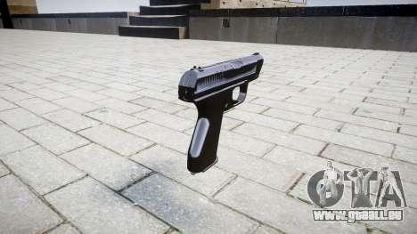 Pistol Heckler & Koch VP70 für GTA 4 Sekunden Bildschirm