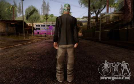 New Lsv Skin 2 pour GTA San Andreas deuxième écran