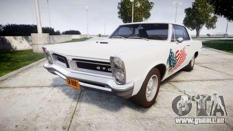 Pontiac GTO 1965 united für GTA 4