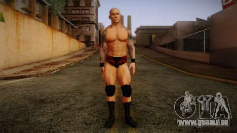 Randy Orton from Smackdown Vs Raw für GTA San Andreas