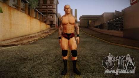 Randy Orton from Smackdown Vs Raw pour GTA San Andreas