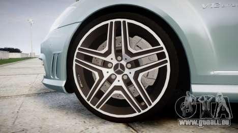 Mercedes-Benz S65 W221 AMG v2.0 rims1 für GTA 4 Rückansicht