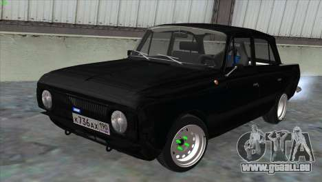 Isch 412 korchevoi für GTA San Andreas