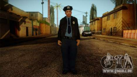 GTA 4 Emergency Ped 7 pour GTA San Andreas