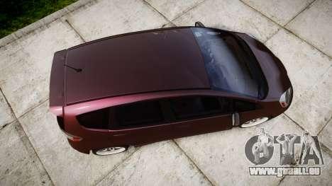 Honda Fit 2006 für GTA 4 rechte Ansicht