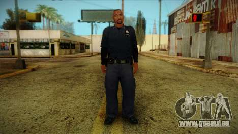 GTA 4 Emergency Ped 8 pour GTA San Andreas