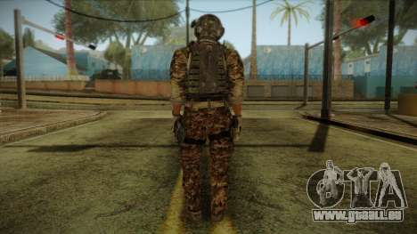 Army Skin 2 für GTA San Andreas zweiten Screenshot