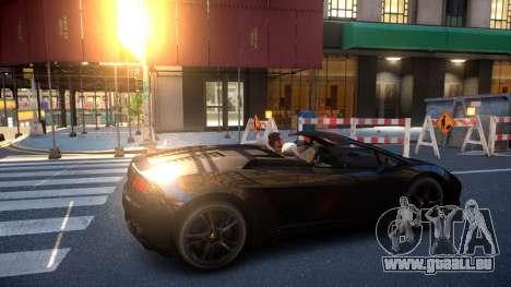 CryENB V3 für GTA 4 Sekunden Bildschirm