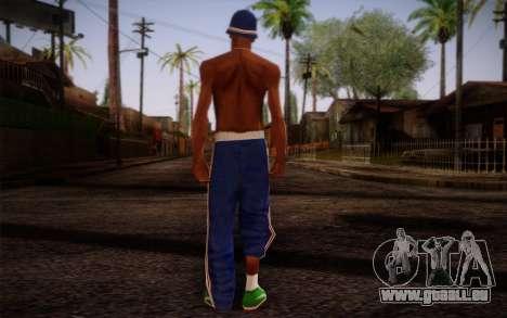 New Lsv Skin 1 pour GTA San Andreas deuxième écran