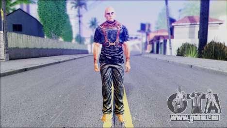 Outlast Skin 3 für GTA San Andreas