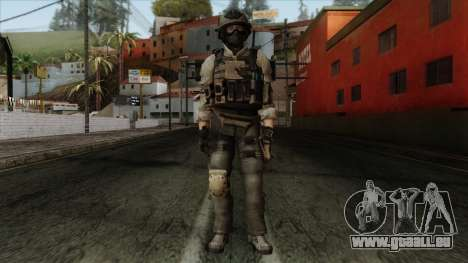 Modern Warfare 2 Skin 15 pour GTA San Andreas