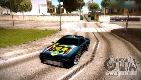 Vinyls für Elegie für GTA San Andreas zweiten Screenshot