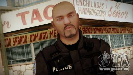 GTA 4 Emergency Ped 15 für GTA San Andreas dritten Screenshot