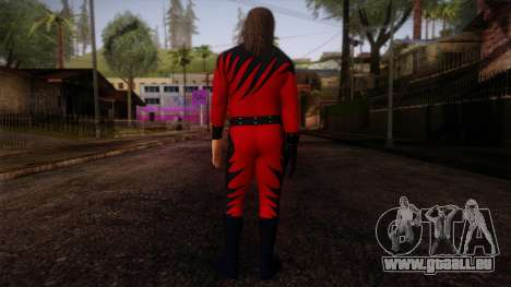 Kane Masked from  Smackdown Vs Raw für GTA San Andreas zweiten Screenshot
