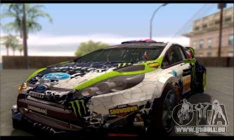 Corsar PayDay 2 ENB für GTA San Andreas siebten Screenshot
