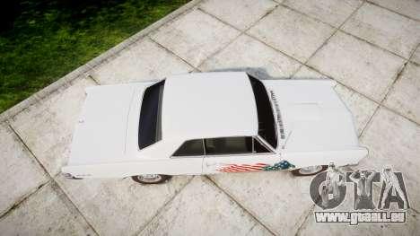 Pontiac GTO 1965 united für GTA 4 rechte Ansicht