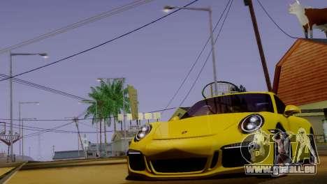 ENBSeries pour les faibles PC v4 pour GTA San Andreas deuxième écran