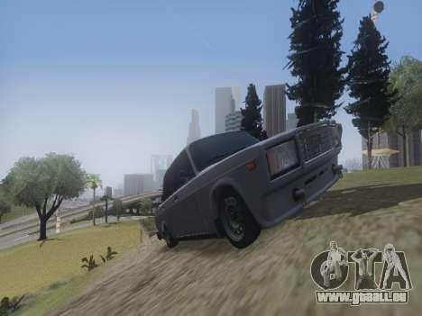 ENB_OG pour la faiblesse du PC pour GTA San Andreas deuxième écran