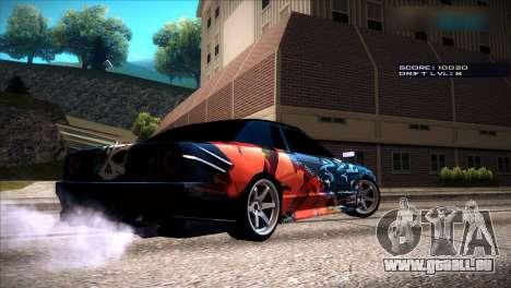 Vinyls pour Élégie pour GTA San Andreas sixième écran