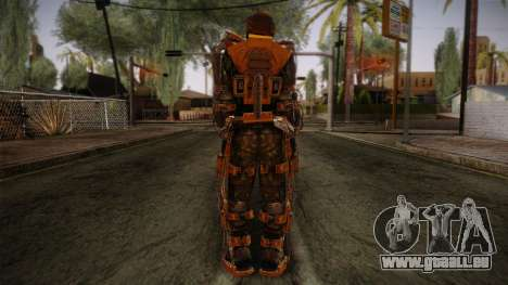 Freedom Exoskeleton für GTA San Andreas zweiten Screenshot