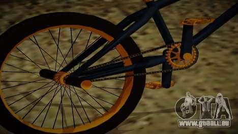 BMX Life edition für GTA San Andreas linke Ansicht