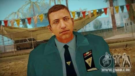 GTA 4 Emergency Ped 3 für GTA San Andreas dritten Screenshot