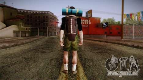 GTA San Andreas Beta Skin 18 für GTA San Andreas zweiten Screenshot