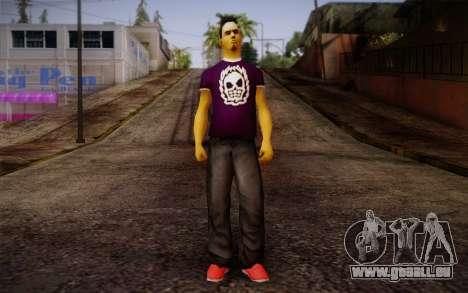 Ginos Ped 28 pour GTA San Andreas