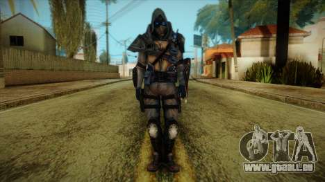 Blackwatch from Prototype 2 pour GTA San Andreas