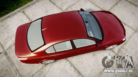 BMW 525d E60 2006 pour GTA 4 est un droit