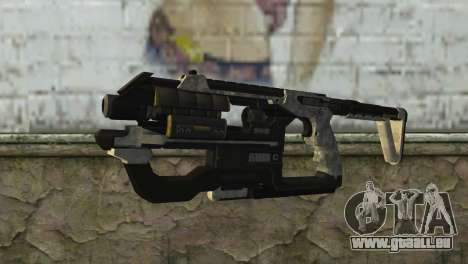 K-Volt from Crysis 3 pour GTA San Andreas