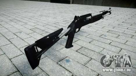 Shotgun XM1014 für GTA 4 Sekunden Bildschirm