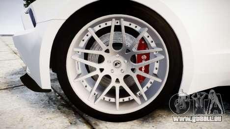 Ford Mustang GT Tobey Marshall für GTA 4 Rückansicht