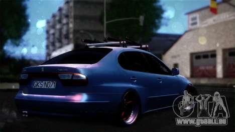 Seat Toledo Stance 2002 für GTA San Andreas linke Ansicht