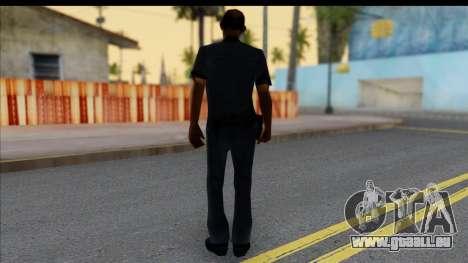 GTA San Andreas Beta Skin 5 pour GTA San Andreas deuxième écran