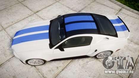 Ford Mustang GT Tobey Marshall für GTA 4 rechte Ansicht