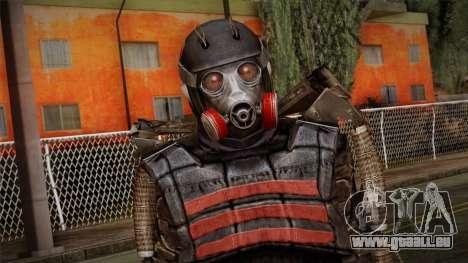 Duty Exoskeleton für GTA San Andreas dritten Screenshot