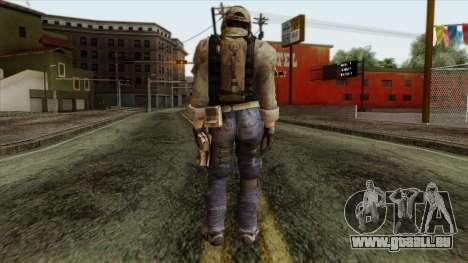 Modern Warfare 2 Skin 16 pour GTA San Andreas deuxième écran