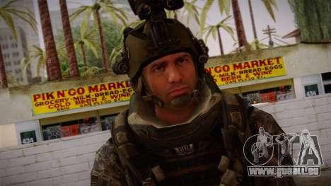 Modern Warfare 2 Skin 5 für GTA San Andreas dritten Screenshot