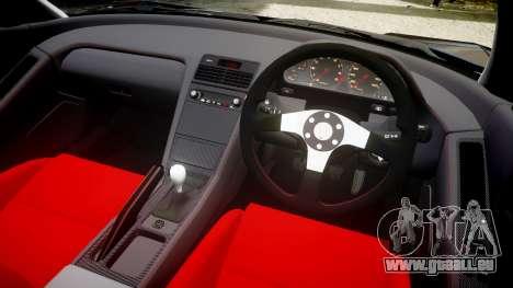 Honda NSX-R NA1 1992 [EPM] für GTA 4 Innenansicht