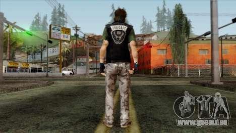 GTA 4 Skin 9 für GTA San Andreas zweiten Screenshot