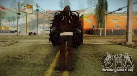 Alex Boss Hammerfist from Prototype 2 für GTA San Andreas zweiten Screenshot
