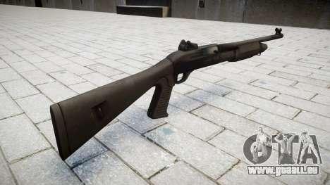 Combat de fusil de chasse Benelli M3 Cabriolet pour GTA 4 secondes d'écran